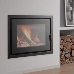 Dero Heating Wood Insert - Hergom