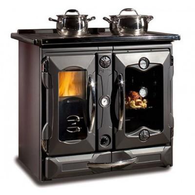 TermoSuprema Compact DSA Wood Heating Stove - Nordica & Extraflame