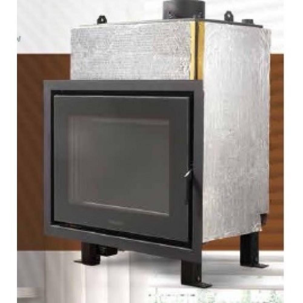 Insertable a Leña  calefacción central  DERO 34.9KW - HERGOM